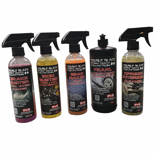 P&S Car Detailing Complete Product Package