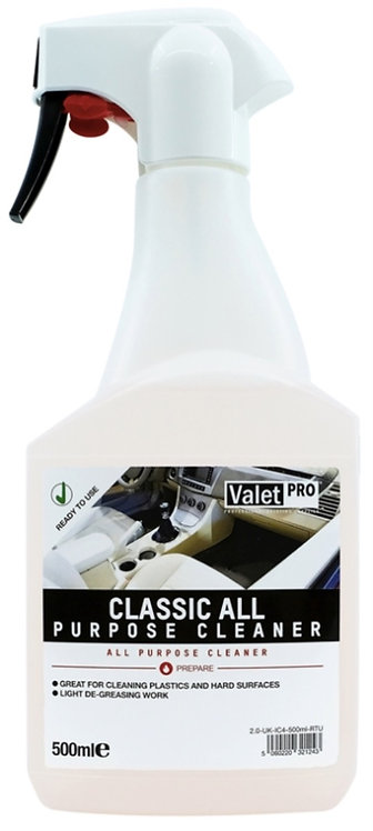 ValetPro Classic All Purpose Cleaner - Various Sizes