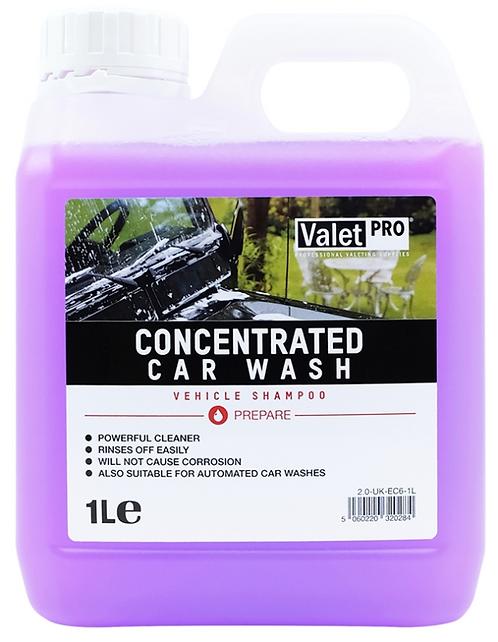 Valetpro Concentrated Car Wash (1 Litre)