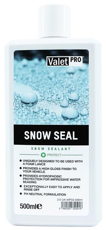 Valetpro Snow Seal (500ml)