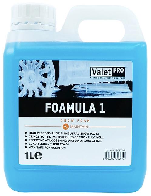 Valetpro Formula 1 (Various Sizes)