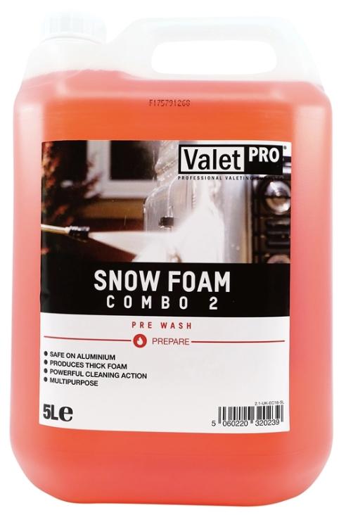 Valetpro Snow Foam Combo2 (5 Litres)