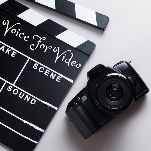 Video Narration (500 words)