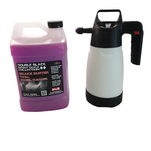 P&S Brake Buster (Gallon) & IK Foam Sprayer Duo