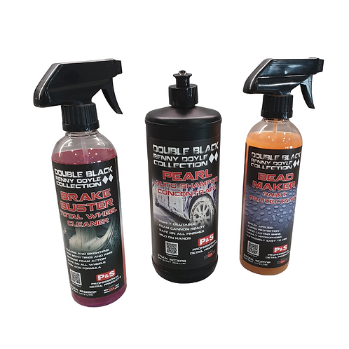 P&S Car Detailing Products Trio Package - BBPSBM
