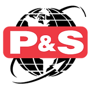 P&S DETAIL PRODUCTS logo of a world globe and red P&S on the front