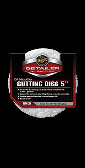 Meguiar's DA Microfibre Cutting Pads 5 Inch (Pack of two)