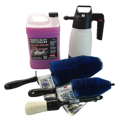 Wheel Cleaning & P&S Brake Buster Package