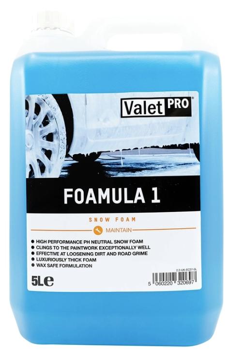 Valetpro Formula 1 (5 Litres)