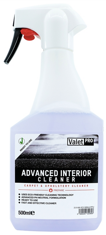 Valetpro Advanced Interior Cleaner (various sizes)
