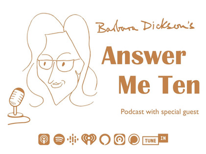 NEW PODCAST - ANSWER ME TEN