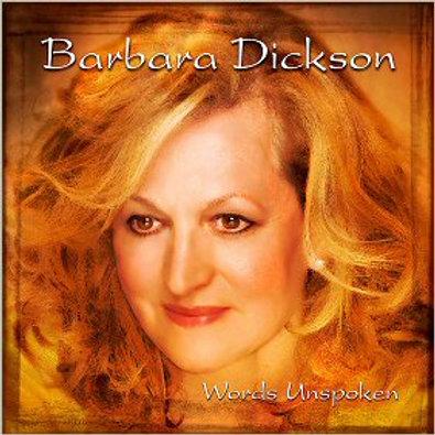 WORDS UNSPOKEN CD (Autographed)