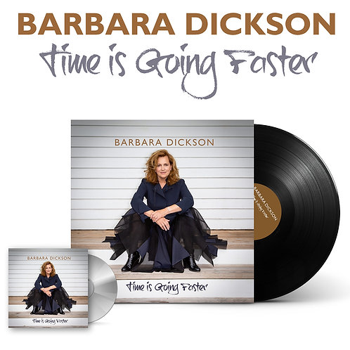 Time Is Going Faster - Limited Edition Vinyl & Signed CD