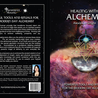 TRANSFERENCE HEALING BOOK COVER
