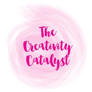 THE CREATIVITY CATALYST LOGO