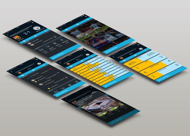 Socer app