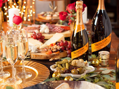 Holiday Celebrating with the Perfect Prosecco   Mionetto 🥂