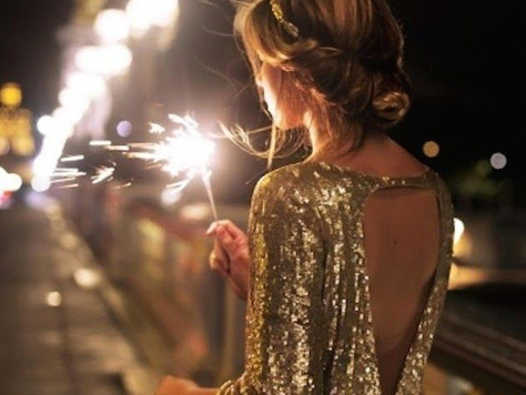 3 Top New Year's Eve Makeup Ideas