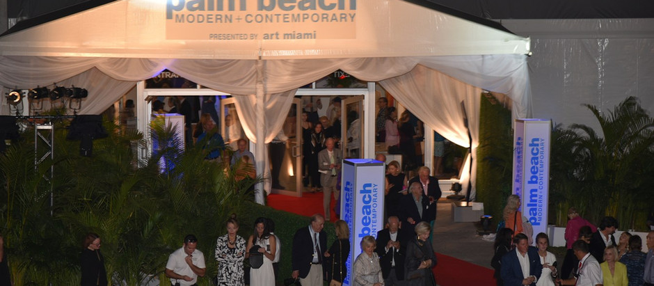 Palm Beach Modern + Contemporary Art Fair Returns For Second Edition to Kick Off 2018
