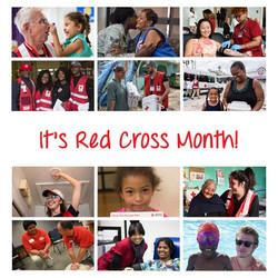 Red Cross Month #help1family