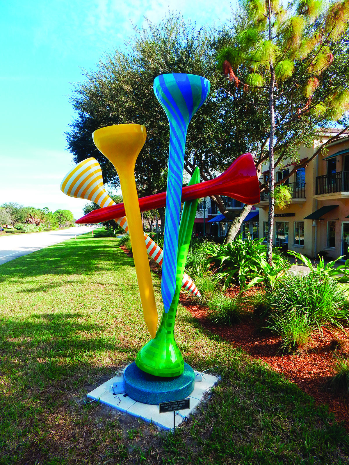 Art exhibit on par with The Honda Classic | What\'s Trending Palm Beach