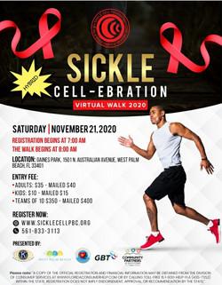 Sickle Cell-Ebration - Virtual Walk