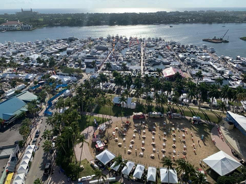 Palm Beach International Boat Show returns to downtown West Palm
