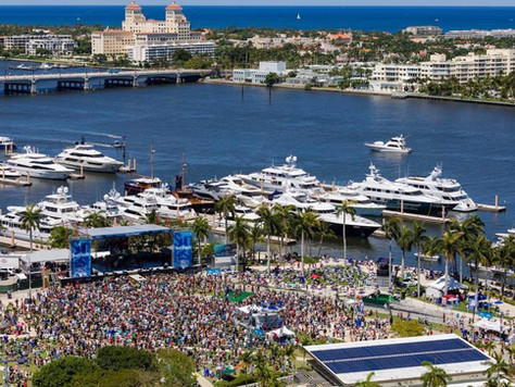 Get Into A Sunfest State Of Mind! Florida's largest waterfront music and art festival is back