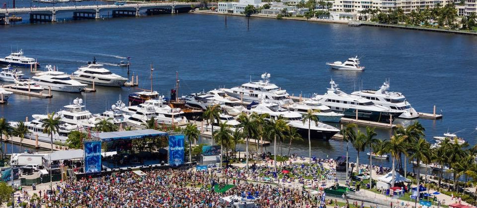 SunFest 2018 kicks off today! Where music meets the waterfront