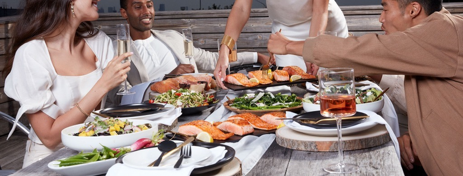 Show-Stopping Easter Sunday Savory & Sweet Salmon Recipes