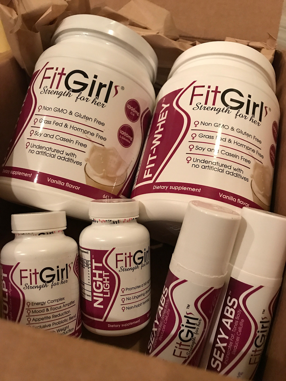 FitGirl FIT-WHEY