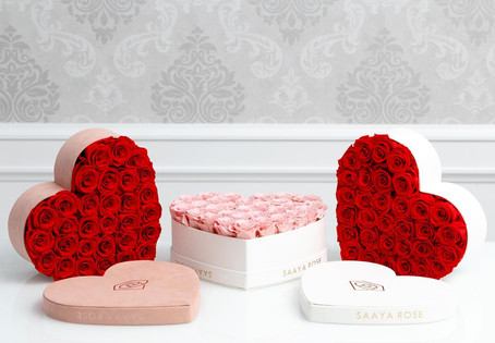 Give your Heart away this Valentine's Day! Real Roses & Hydrangeas that last a year🌹