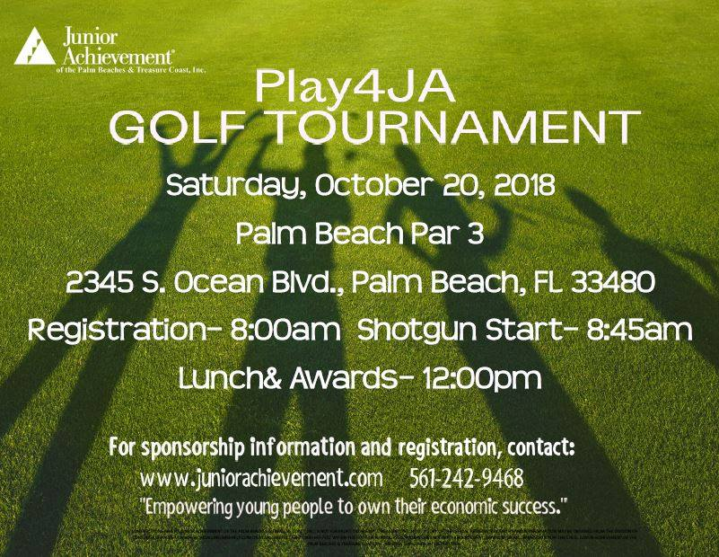 Play4JA Golf Tournament