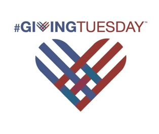 "Giving Tuesday: ""We make a living by what we get. We make a life by what we give.""❤️"