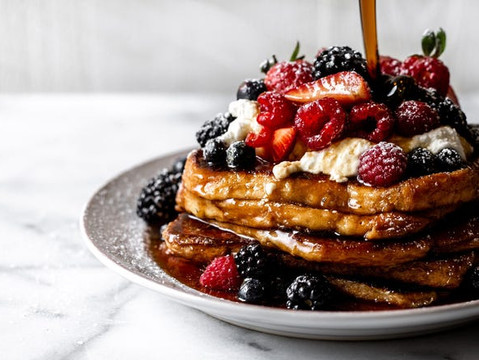 6 easy brunch recipes perfect to serve up for any Easter or Spring celebration