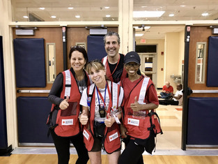 Serving with Red Cross & Volunteer Florida - Hurricane Irma Disaster Relief