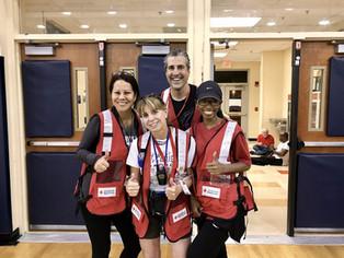 Serving with Red Cross & Volunteer Florida - Hurricane Irma Disaster Relief