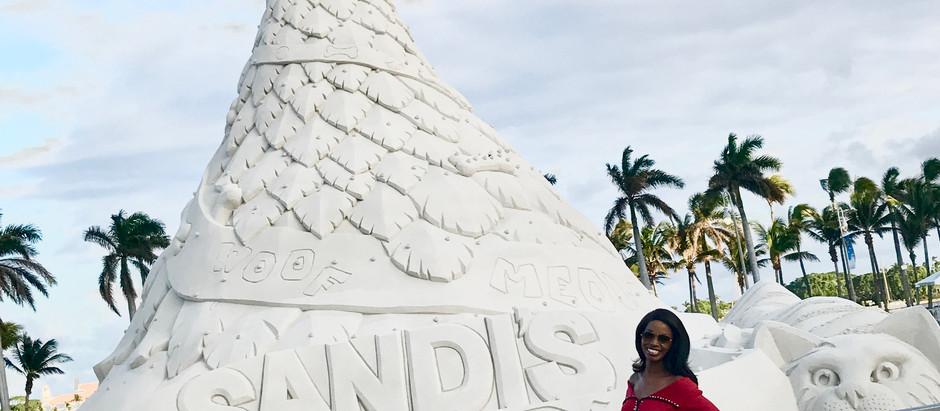 You're beautiful Sandi Holiday Tree🎄