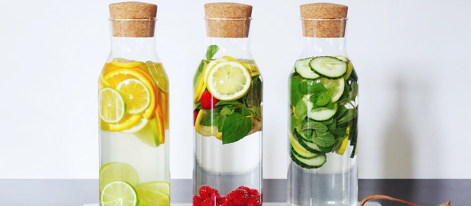 How To Make Infused Water And Stay Deliciously Hydrated