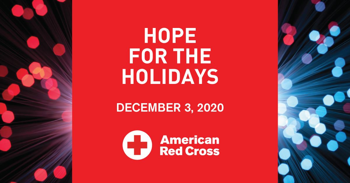 Red Cross- Hope For the Holidays