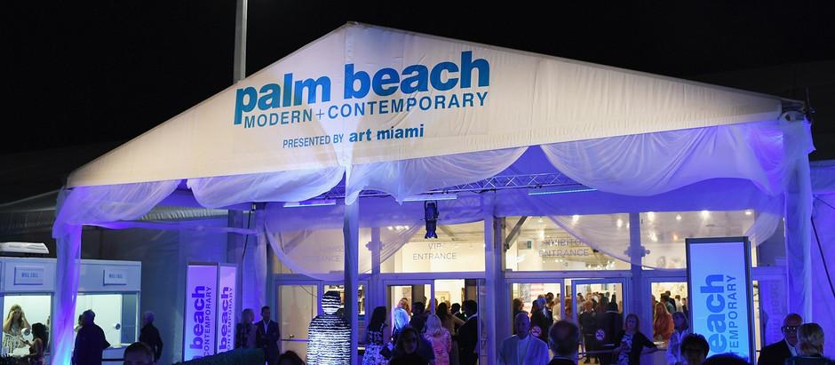 Palm Beach Modern + Contemporary Art Fair Returns For Third Edition to Kick Off 2019