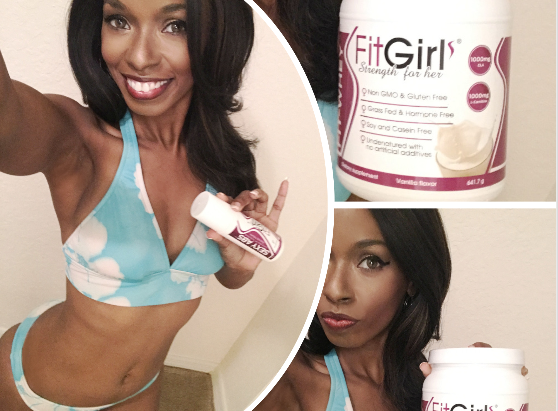 PRODUCT REVIEW: FitGirl- Strength For Her