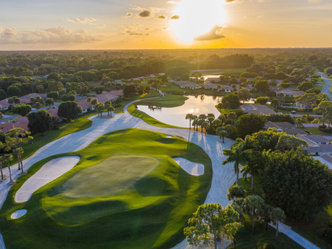 """Michael Jordan's state-of-the-art Florida golf course """"The Grove XXIII""""opens in Hobe Sound"""