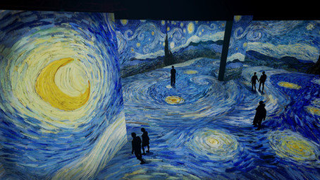 Immersive Van Gogh Exhibit Set to Debut in Miami at Ice Palace Studios