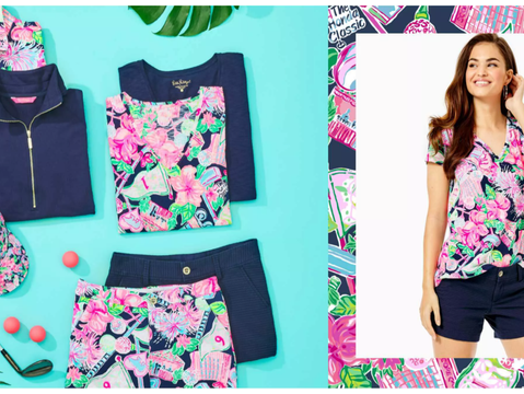 Lilly Pulitzer & Honda Classic Cares launch Print With Purpose for Nicklaus Children's Hospital
