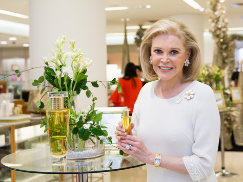 Hope – the Uplifting Fragrance Launch Event at Saks Fifth Avenue in Palm Beach