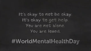 World Mental Health Day💚