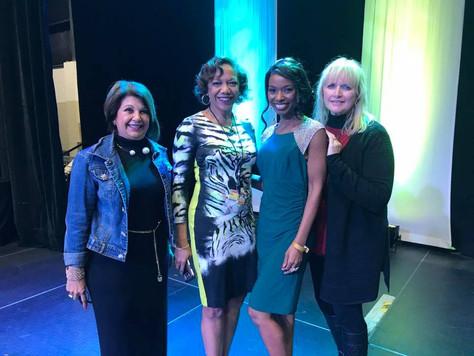 Michele Wright- Media Professional   Entrepreneur   Charity Ambassador- 2018 Giraffe Award Nominee