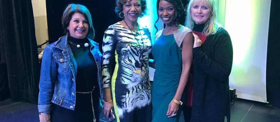 Michele Wright- Media Professional | Entrepreneur | Charity Ambassador- 2018 Giraffe Award Nominee