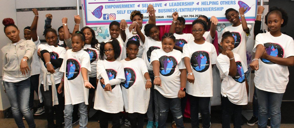 Jewelry designer creates girls empowerment conference